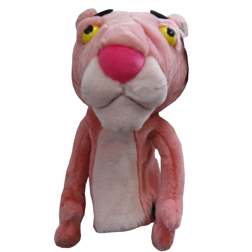 Winning Edge Character Driver Headcover - Pink Panther
