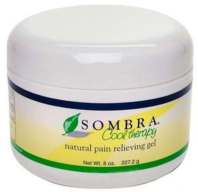 SOMBRA COOL PAIN THERAPY 8oz JAR