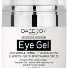 Baebody Eye Gel for Dark Circles, Puffiness, Wrinkles  1.7 oz
