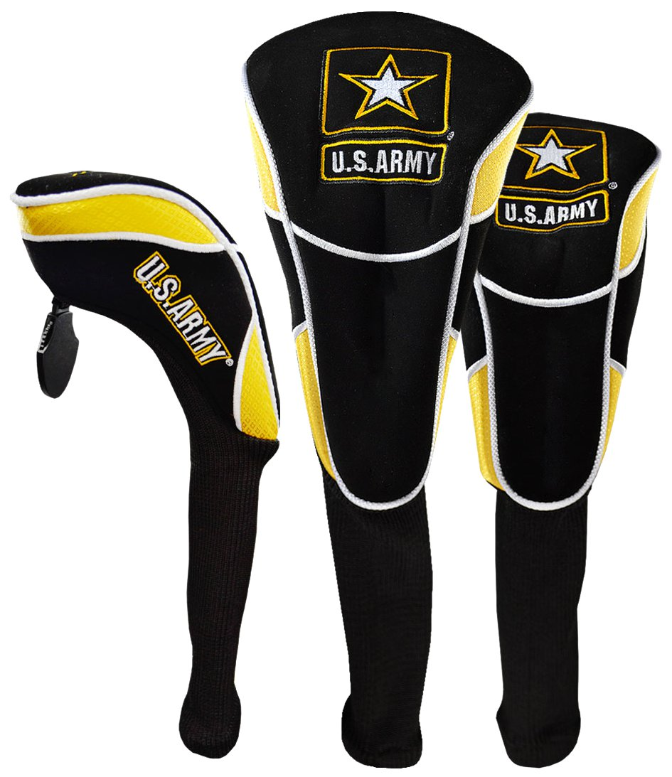 US ARMY GOLF HEADCOVER SET