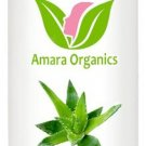Amara Organics Aloe Vera Gel  8oz (Acne Repair)