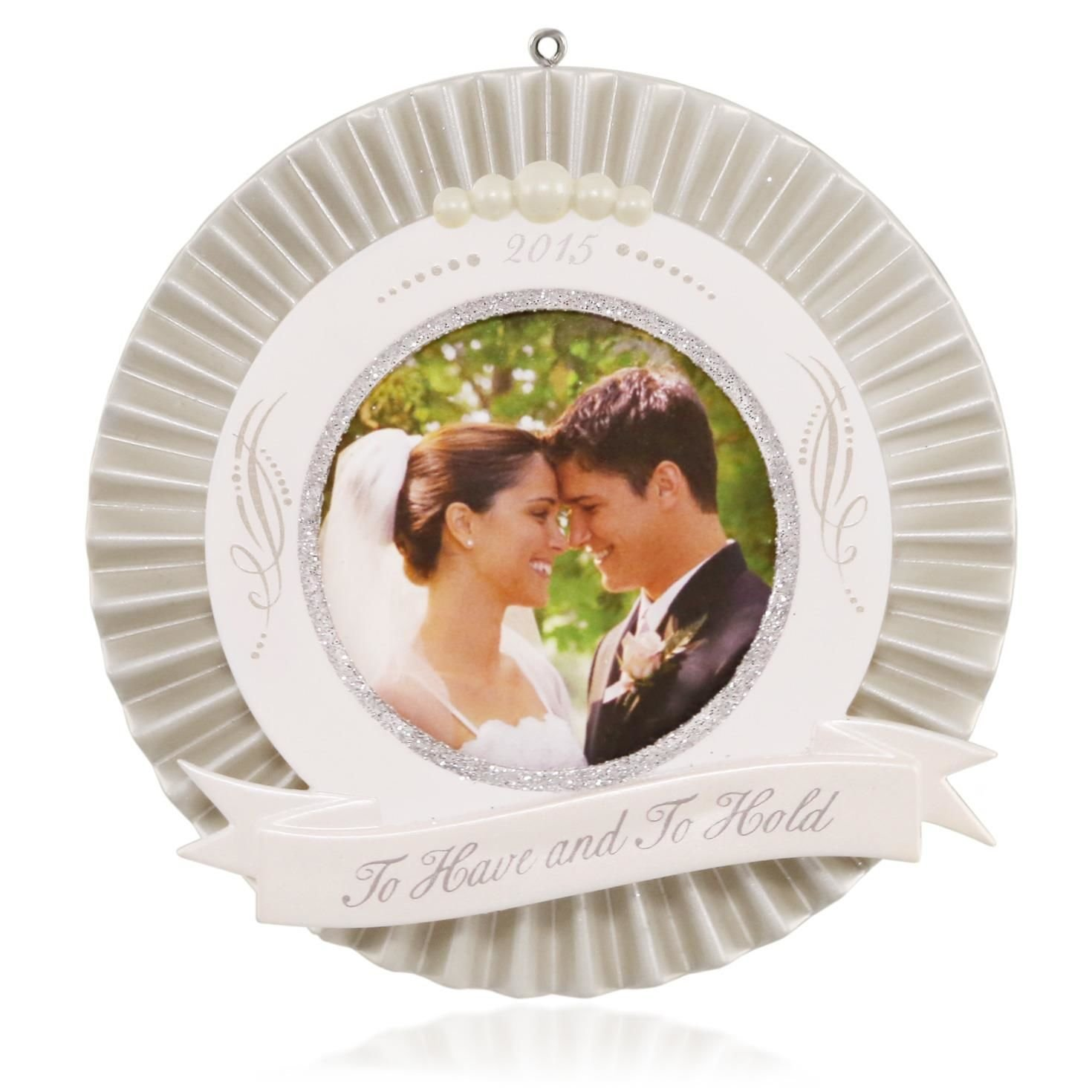 Hallmark Keepsake  Our Wedding  2015