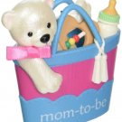 Hallmark 2016 Mom-to-Be Basket Christmas Ornament