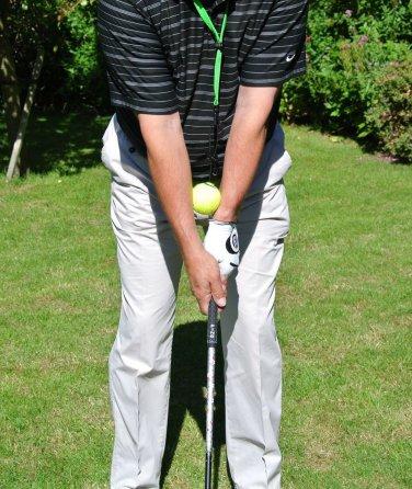 Golf Swing Sync Ball---