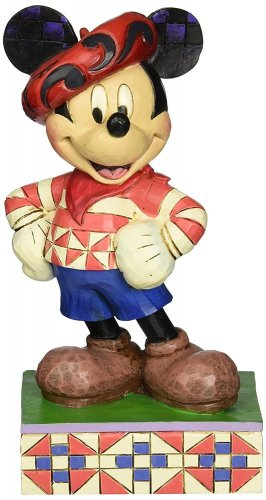 """Mickey Mouse """"Greetings from France"""""""