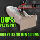 New Zero-Axis Hammer Putter