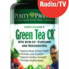 Purity Products: Green Tea w/CR.. 60 capsules