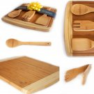 Bamboo Cutting Board Set.....14.5 X 11.5 INCHES