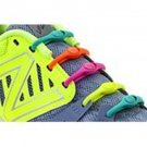 Hickies NEW SHOE LACES Neon Multi