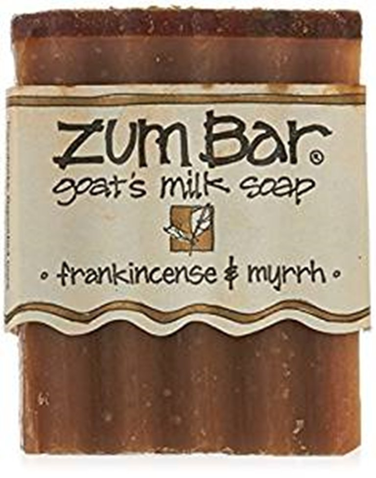 Zum Bar Soap - Frankincense & Myrrh - 3 oz....ONE 3 oz Bar...
