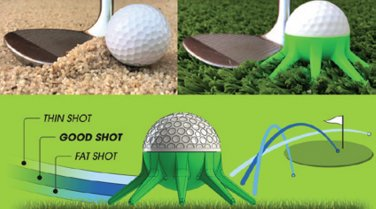 Golf Sand Trap Training Aid (3 pak)