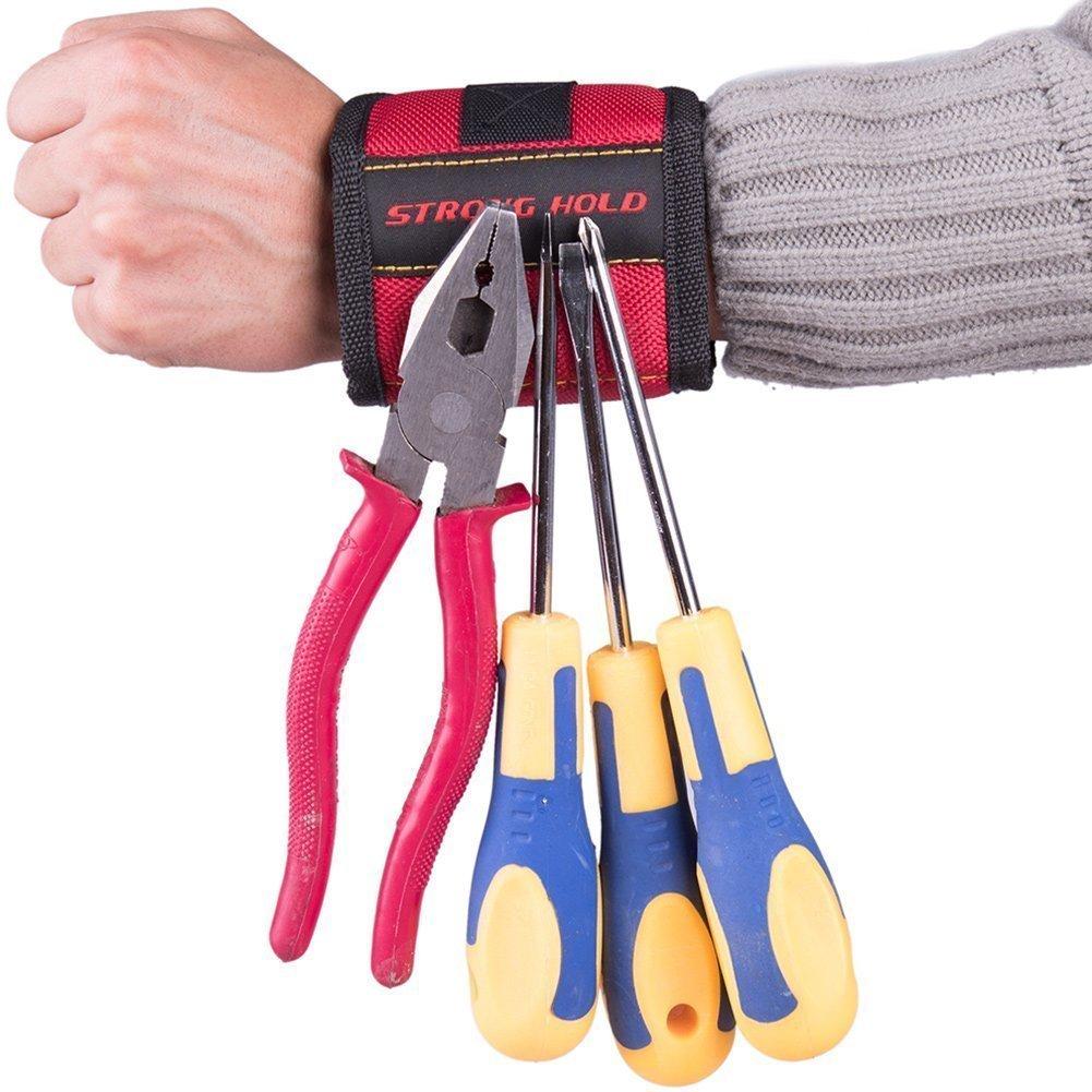 Magnetic Wrist Tool Holder (Magna Grip)