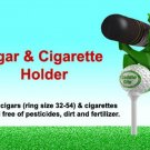 Caddie Clip:  Golf Cigar Holder (1)