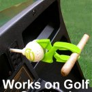 Caddie Clip:  Golf Cigar Holder (2)