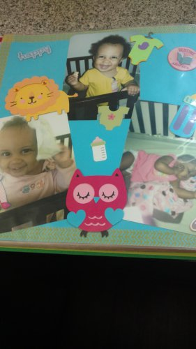 Custom Made ScrapBook Pages (1)