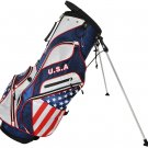 Hot Z US Flag Stand Golf Bag