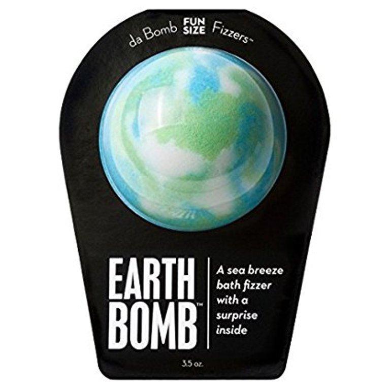 Da Bomb Bath Fizzers Earth Bomb Bath Soak