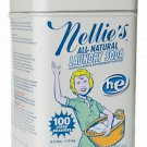 Nellie's All Natural Laundry Soda 100 Load Tin,