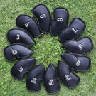 Golf Iron & Putter Head covers