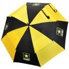 US ARMY Double Canopy 62 inch Umbrella by Hot Z