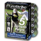 PureStrike 5-DVD Collection (Great Golf Instructions)