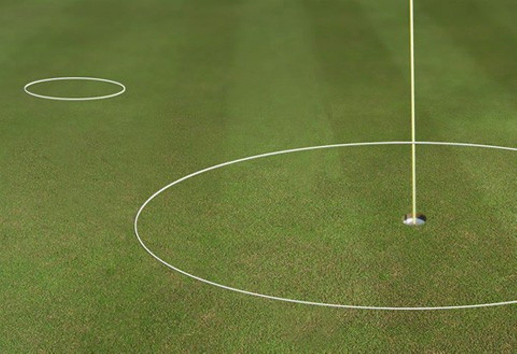 Chip & Putt Package Golf Ring Package ( 2 Rings)