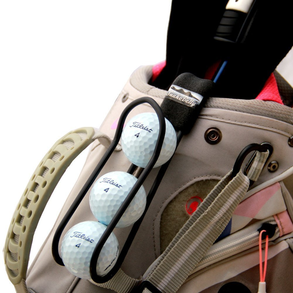 Amazing Golf Ball Bag Holder