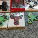 Fidget Spinner Prime .. REDUCE STRESS!! (Blue, Red, Green)) (2 pack)