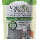 Mini Moso Natural Air Purifying Bags, Shoe Deodorizer & More (2 pack)
