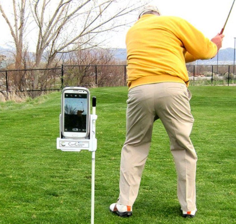 Recording Your Golf Swing Made Easy...