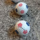Calloway 2018 Chrome Soft Golf Balls (3 balls). 4th of July Edition
