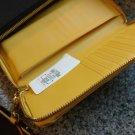 Joy Mangano St. Tropez Runway Chic Classic Wristlet (yellow)