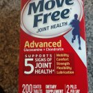 Move Free Advanced Joint Health....200 tablets...3 months supply...