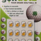 Golfdotz Easy Way Mark Your Golf Balls - CHEERS (24)