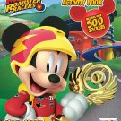 Disney Mickey and The Roadster Racers Giant Sticker Activity Book