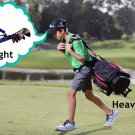 Lightweight Golf Driving Range Carrier (Men, women & kids)