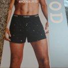 IZOD Mens Cotton Knit Boxers 4-Pack (2XL)