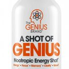 Shot of Genius -  | The Smart Energy Drink for Men & Women (1)