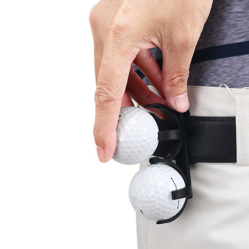 Golf Ball Clip Organizer