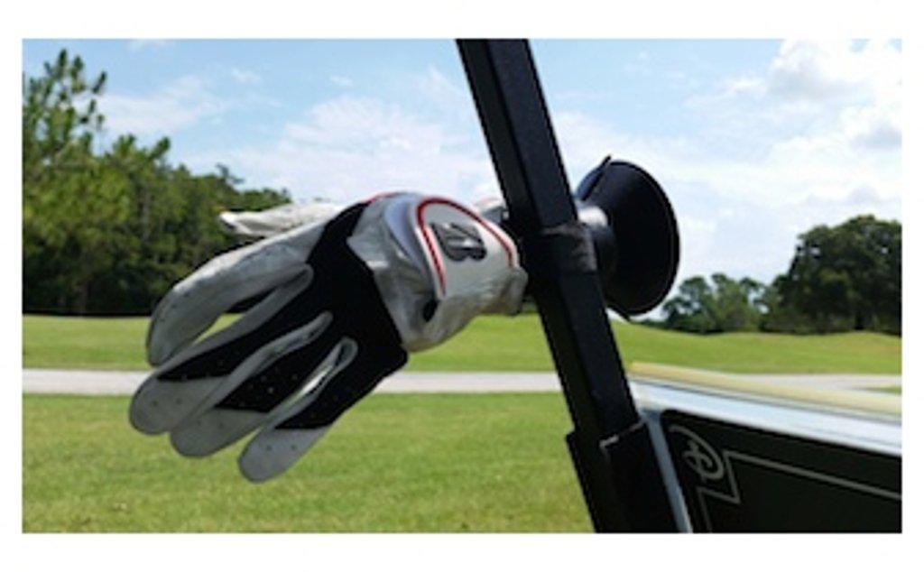The Golf Glove Buddy