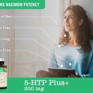 5 - HTP Plus + (Naturewise)  Sleep without Stress Easily.. 30 Capsules