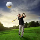 Golf Training Aid Swing Trainer for Strength Flexibility and Tempo Training( 48 Inch)