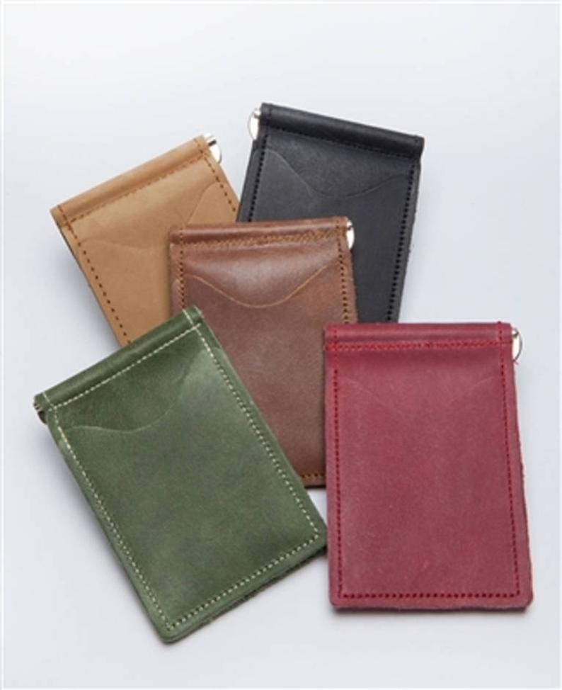 Full Grain Leather Backsaver Wallet