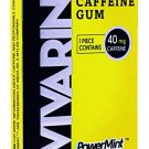 Vivarin Caffeine Gum, 8 Pieces, Sugarfree Chewing Gum (1 pak of 8 pieces)
