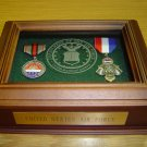 Engraved Personalized Medal or Collectible Case