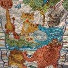 Handmade Baby Designer Quilt