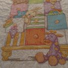 Handmade Designer Baby Quilt