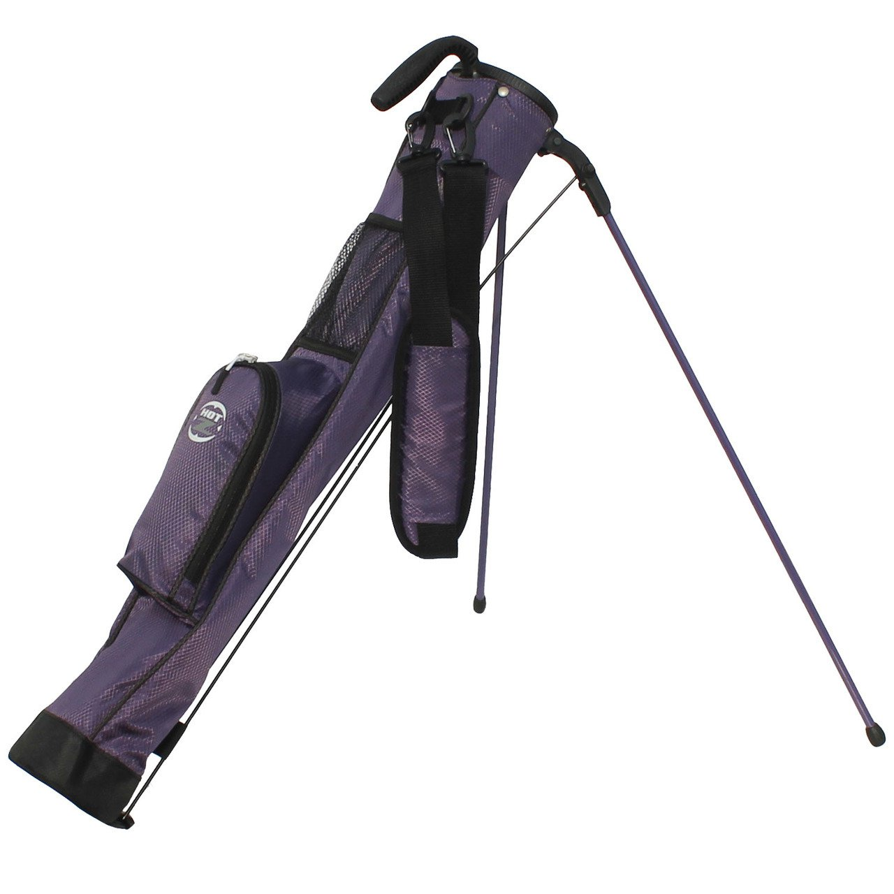Hot-Z 1.0 Stand Bag Purple Golf Bag