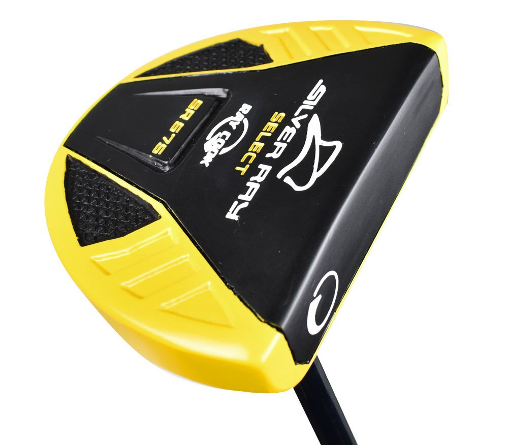 Ray Cook Golf Silver Ray Select SR575 Yellow