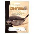 Clear Shield Protection Strips for Woods | Golf Club Head ClearShield